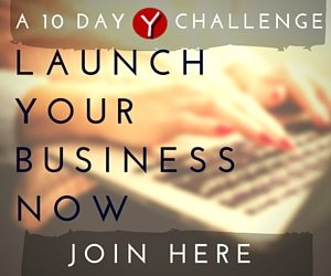 launch your business now challenge