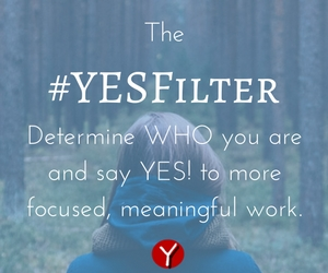 YESFilter ad